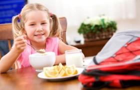 Суточный рацион для ребенка