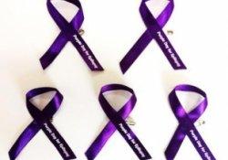 «Фиолетовый день» в честь больных эпилепсией
