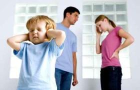 Развод родителей повышает риск инсульта у сыновей