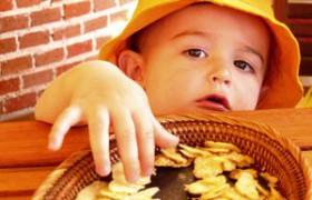 Употребление чипсов влияет на развитие детского мозга
