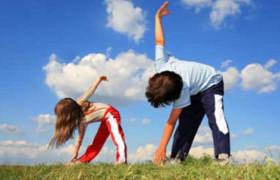 Физические упражнения улучшают работу детского мозга