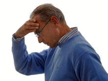 Пожилые люди боятся слабоумия больше, чем рака