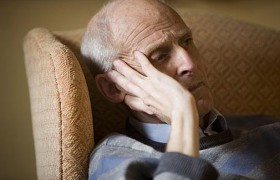 Старческая депрессия может перерасти в деменцию