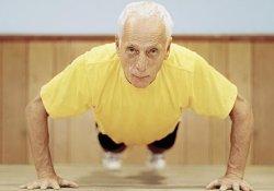 Профилактика старческого слабоумия: физкультура и здоровое питание