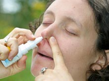 Назальный спрей избавит от головной боли при мигрени