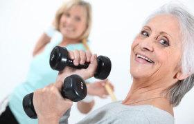 Физкультура помогает справиться с последствиями инсульта