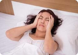 Массаж снимает приступ мигрени