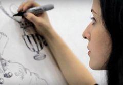 Мозг творческих людей устроен «по-своему»