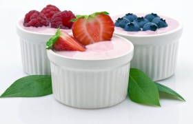 Употребление йогурта повышает работоспособность мозга