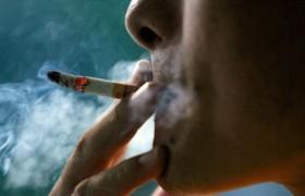 Курение делает мозг тонким