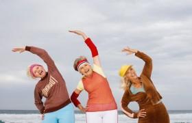 Физические упражнения предотвращают старение мозга