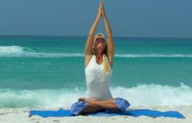 Йога поможет при мигрени
