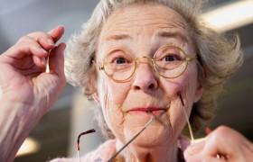 Плохое зрение связано с риском развития слабоумия