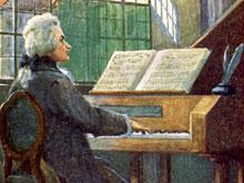 Музыка Моцарта положительно влияет на мозг