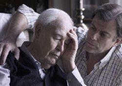 Если дедушка перестал жаловаться на плохую память, то это не повод для радости…