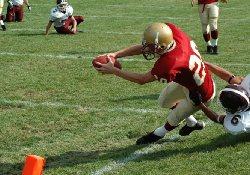 О получении спортсменом тяжелой черепно-мозговой травмы предупредит «умный» шлем