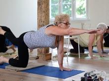 Физические упражнения замедляют процесс старения мозга