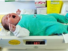 Вес при рождении влияет на риск развития деменции