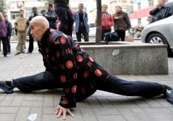 Сильные ноги в старости свидетельствуют о ясности ума