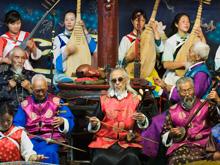Игра в оркестре улучшает настроение и повышает самооценку больных деменцией