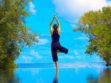 Йога и медитация снижают риск болезни Альцгеймера