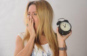 Из-за нехватки сна мозг уменьшается