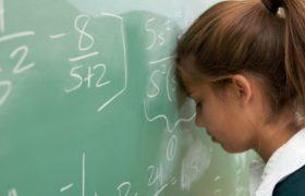 Найдены причины «математической инвалидности»