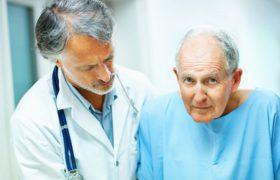 Мужчины чаще страдают от старческого слабоумия