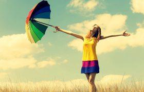 Настроение способно менять цветовое восприятие мозга