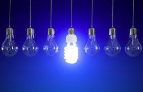 Энергосберегающие лампы вызывают мигрень