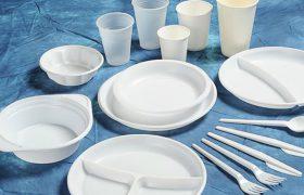 Пластиковая посуда вызывает мигрени