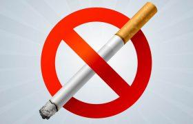 Отказ от курения сокращает риск инсульта, несмотря на набор веса