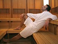 Посещение сауны уменьшает вероятность развития деменции у мужчин