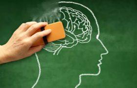 Потеря памяти не всегда связана с возрастными изменениями