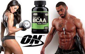 Преимущества комплекса для спортсменов BCAA 1000