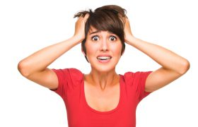 Стресс влияет на память женщины