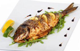 Жареная рыба повышает риск возникновения инсульта