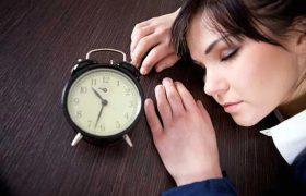 Недостаток сна негативно влияет на работу мозга