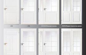 Особенности недорогих финских дверей
