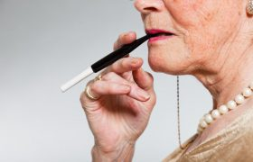 Курение повышает риск возникновения слабоумия