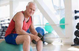 Пожилые люди с хорошей физической формой меньше подвержены возникновению слабоумия