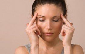 Массаж с помощью аутогенной тренировки при шейной мигрени