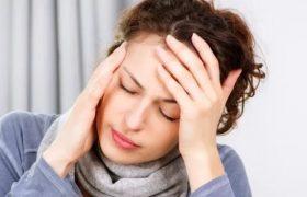 Головная боль в области лба: причины и следствия