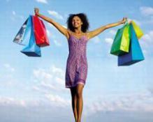 Поход по оживленным магазинам вызывает у мужчин стресс