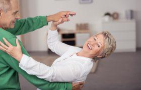 Танцы защищают от старения мозга и деменции