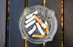 Третичное курение разрушает печень и мозг человека