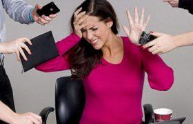 Офисные менеджеры подвержены риску инсульта в большей степени, чем другие профессии