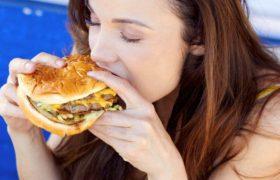 Быстрый прием пищи приводит к инсульту