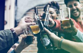 Алкоголь может улучшить память