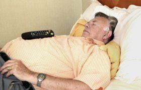 Домоседы имеют высокий риск развития болезни Альцгеймера